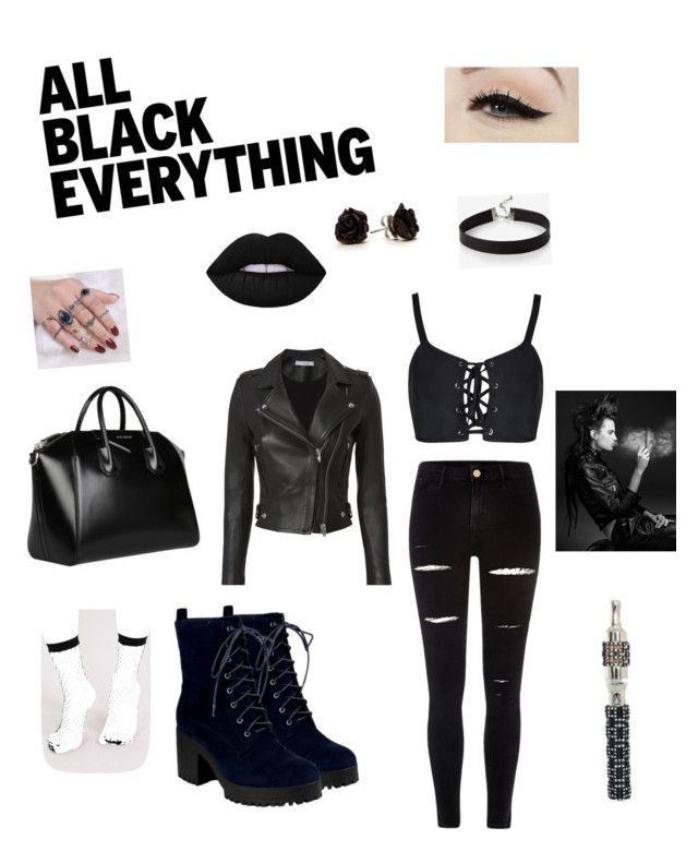""""" by leia-patel on Polyvore featuring River Island, Pilot, IRO, Givenchy, Express and Anatomy Of"
