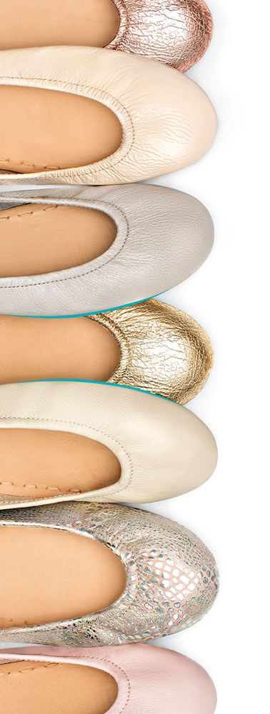 Shift your summer style into neutral! | Tieks Ballet Flats