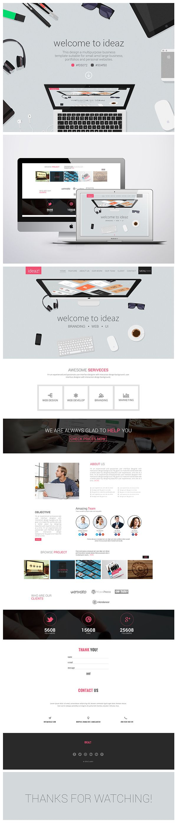 22 best Free Login and Register Form Template for Designers images ...