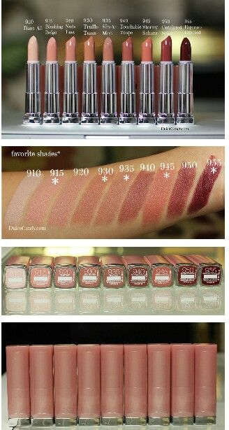 Collection fashion   uk    Lipsticks Maybelline  Lip Colors and Maybelline makeup   Buffs online
