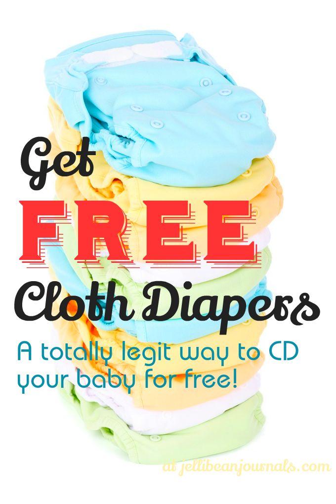 Wie man kostenlose Stoffwindeln bekommt – Baby steps