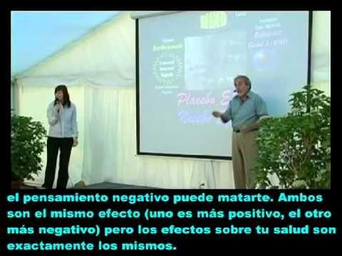 Bruce Lipton - explicacion cientifica del poder de la mente sobre el…