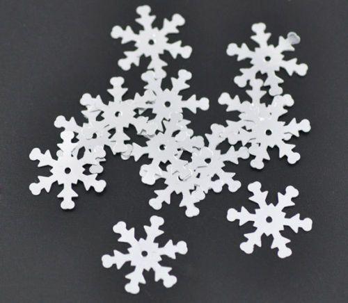 1000-Christmas-Snowflake-Sequins-Sewing-Scrapbooking