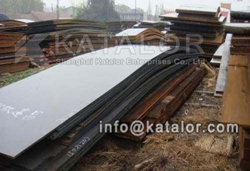 S235J0W Corrosion Resistance Steel Chemical Composition