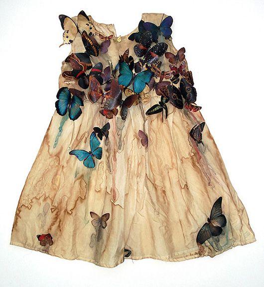 Dresses to Remember: Louise Richardson's Garment Art -
