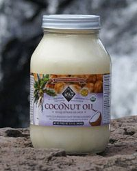 Coconut Oil, Expeller Pressed RBD, Certified Organic, 32 fl. oz.