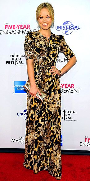 This Yigal Azrouel animal print dress is to die for.Yigal Azrouel, Carpets Fashion, Yigal Azrouël, Carpets Style, Red Carpets, Celebrities Red, Animal Prints, Celeb Fashion, Olivia Wilde