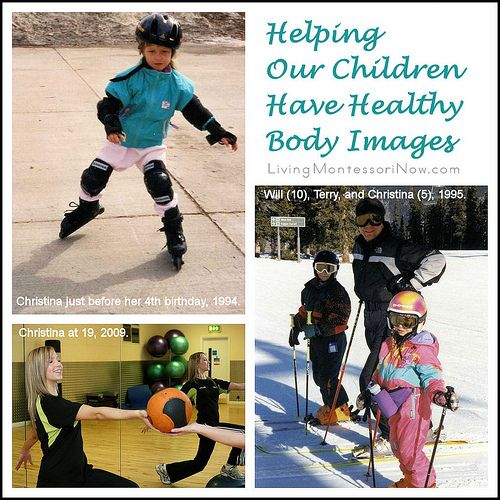 Have you wondered what you can do to help your daughter (or son) have a healthy body image? I interviewed my now-adult daughter to find out her perspective after 14 years of ballet training and competitive figure skating. She tells what helped her keep a healthy body image and what she and her husband plan to do with their future children.