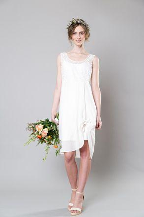 ALEXIS bridesmaids dress by Sally Eagle Bridal #Alexis #2015 #bridesmaidsdress #sallyeaglebridal #bridesmaids #wedding #bridal