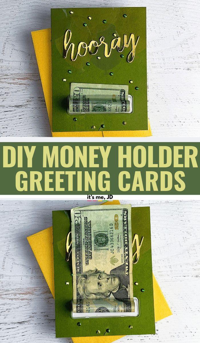 DIY Money Holder Greeting Cards