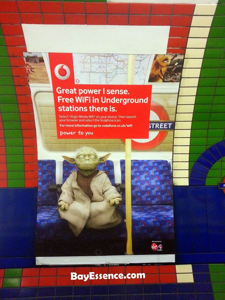 Yoda in the Tube Bay Essence: Londres: el desafío de las 20 horas #AtoZChallenge