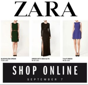 Zara Online Shop - Visit Zara Shop Online For Dazzling And High-Quality Clothes - TechSog
