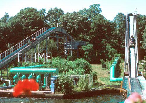 The Rhode Island Amusement Park of my childhood. Now defunct.Melissa Carrier | Belle Poppy Digital Brand Architecture