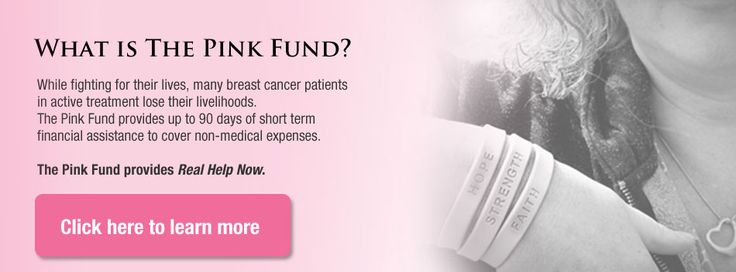breast financial cancer help