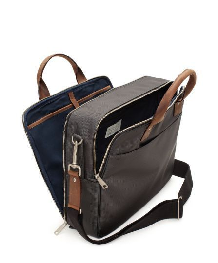 Jack Spade | Messenger Bags - Computer Bags - Luggage Nylon Laptop Briefcase - black and white bag, crossbody clutch bags, white and black bag *sponsored https://www.pinterest.com/bags_bag/ https://www.pinterest.com/explore/bag/ https://www.pinterest.com/bags_bag/leather-messenger-bag/ https://www.onabags.com/