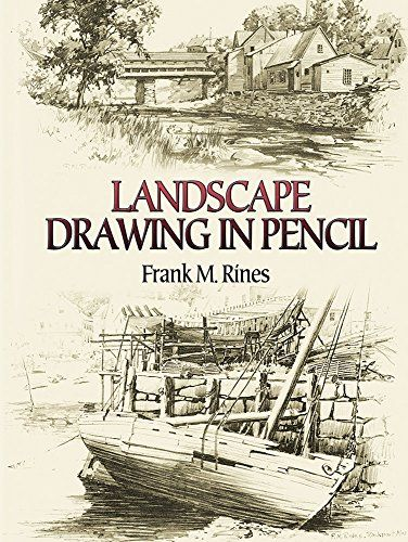 Landscape Drawing in Pencil (Dover Art Instruction) by