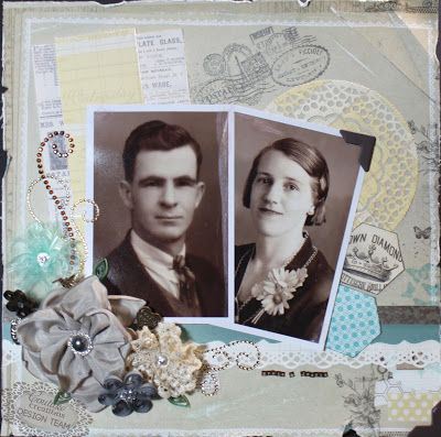Couture Creations: Vintage Couture by Tracey Cooley   Couture Creations Nesting Dies and Fantasia Doily Dies