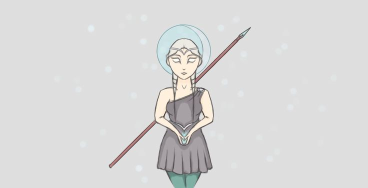 Artemis - Goddess of the Hunt, Chastity and the Moon