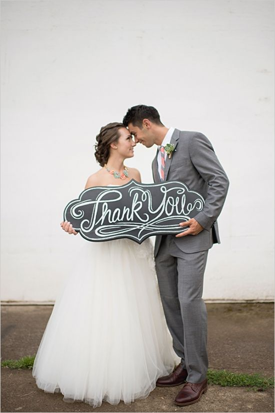 Fun Wedding Thank You Card Ideas For After The Big Day