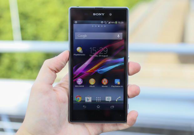 Sony Xperia Z1is a waterproof, 20.7-megapixel beast