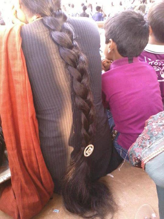Terrific 17 Best Images About Indian Long Hair Braid 2 On Pinterest Aunt Hairstyles For Women Draintrainus