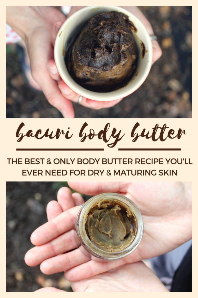 The Best & Only Body Butter Recipe You'll Ever Need (Without Coconut Oil!)