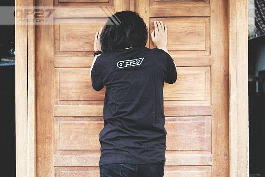 T-shirt TOP27-022 Black  087845622777 (WA, SMS, & Telp) / D17560D1 (BBM) / op27factory (LINE)