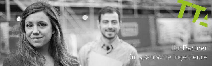 http://www.tta-ingenieurvermittlung.de - #VermittlungvonIngenieuren aus #Spanien - #SpanischeIngenieure - #Vermittlung von #Ingenieure aus #Spanien. #Personalvermittlung spanischer Ingenieure nach #Deutschland. #Personaldienstleister für #spanischeIngenieure.