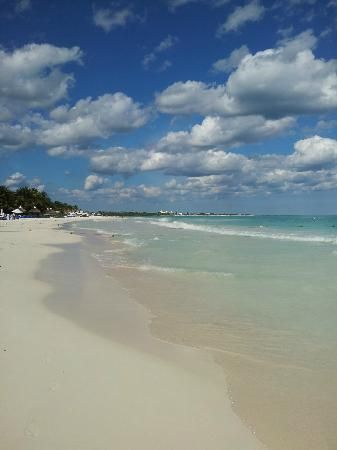 Catalonia Playa Maroma, Playa del Carmen beach