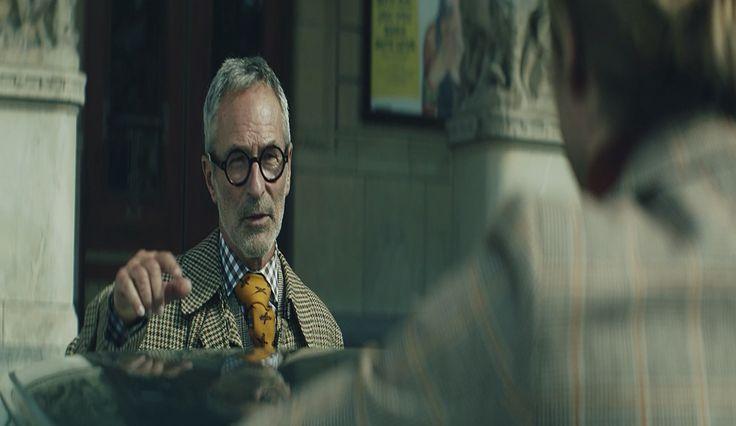 Oscar Magnuson-glasögon ur vår reklamfilm för hösten 2013