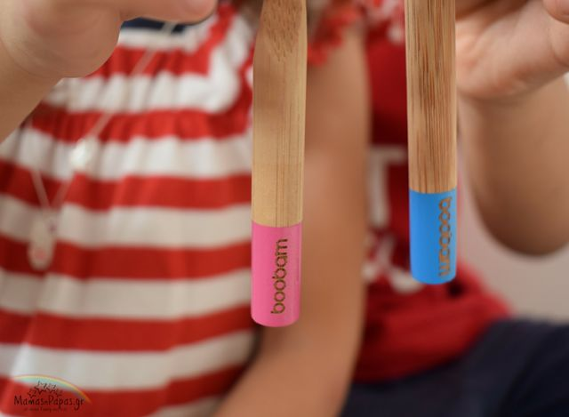 BOOBAM {Save the Planet with a tailor made toothbrush}