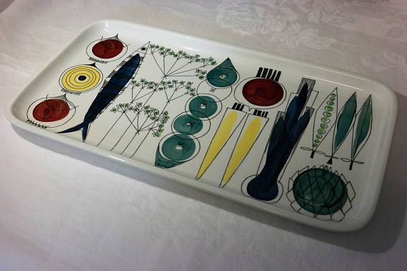 Check out this item in my Etsy shop https://www.etsy.com/se-en/listing/524821199/rorstrand-tray-number-33-picknick