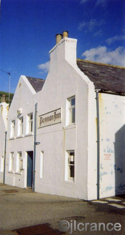 Pennan Inn, from the movie Local Hero