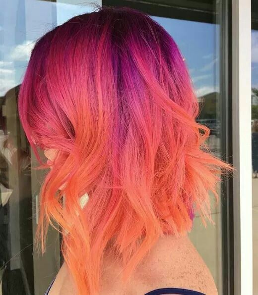 Sunset hair                                                       …