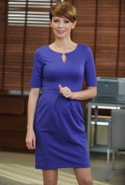 Dorota Gardias w Santini Ultra Dress