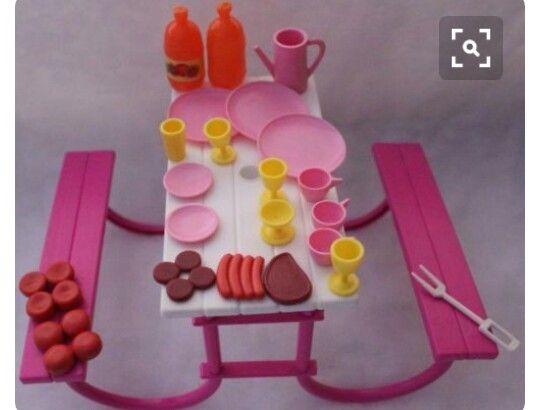 Barbie picnic had it!