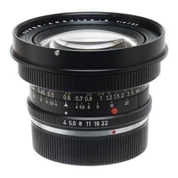 Leica 21/4 Super-Angulon-R camera lens? Ga naar Cameraland.nl!