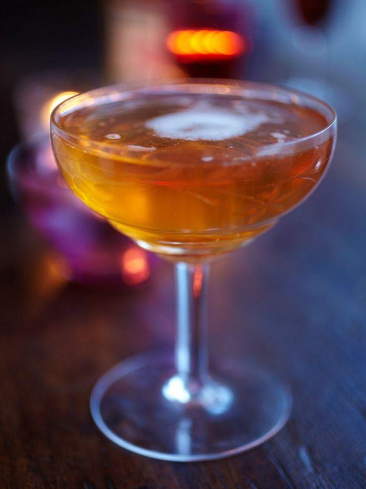 Charlotta Champagne cocktail