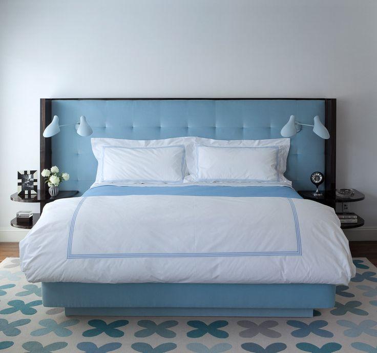 18 best bedrooms images on pinterest bedrooms bedroom for Anthony baratta luna upholstered bed