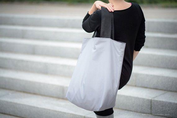 Oversized shopper bag waterproof bag double sided bag by bandabag