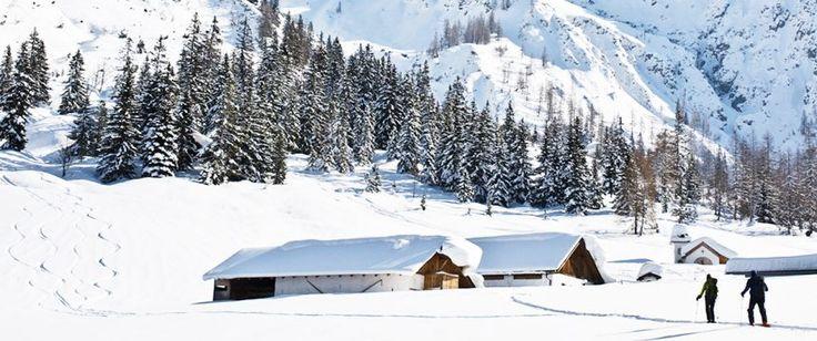 Skitouren - ein Sport mit Suchtgefahr 😉.