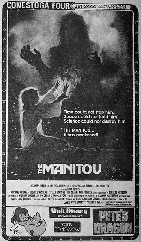 The Manitou~1978