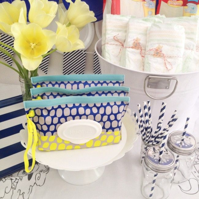 How To Throw A Stockpiling Baby Shower! #BabyCenter
