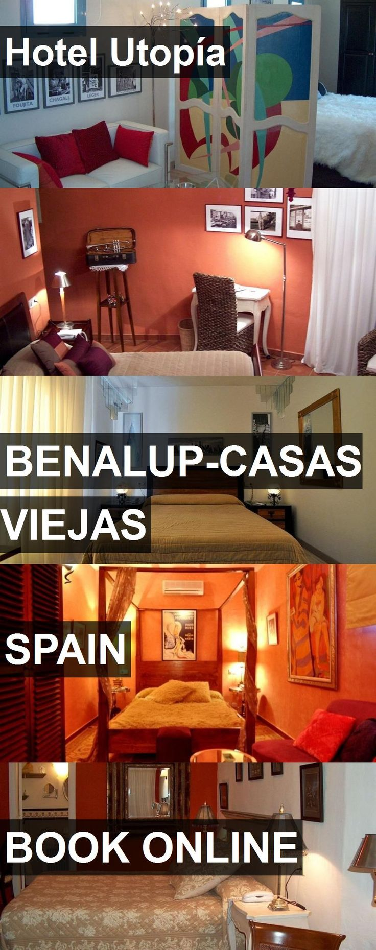 Hotel Hotel Utopía in Benalup-Casas Viejas, Spain. For more information, photos, reviews and best prices please follow the link. #Spain #Benalup-CasasViejas #HotelUtopía #hotel #travel #vacation