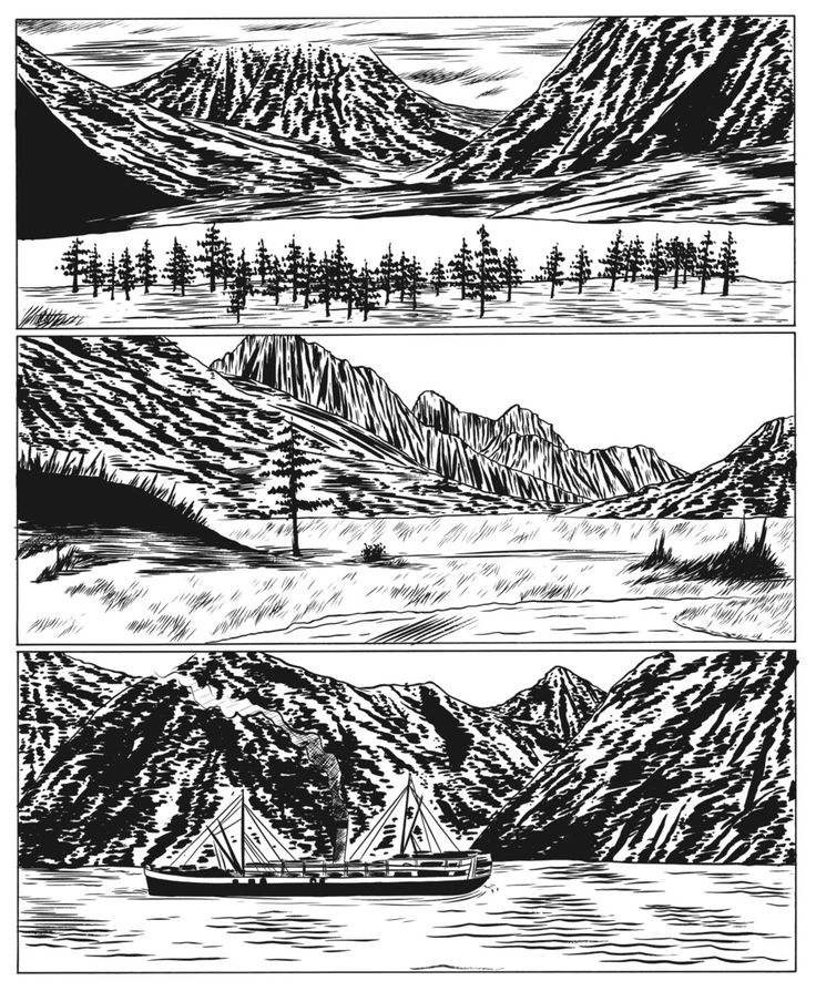 klondike gold rush coloring pages - photo#31