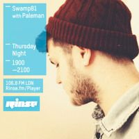 Rinse FM Podcast - Swamp 81 w/ Paleman - 9th July 2015 by Rinse FM on SoundCloud