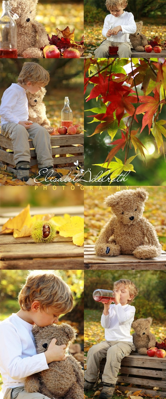 Color your life by Elisabet Ädelroth  Beautiful autumn day