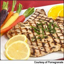 Recipes for your Seder table: grilled turkey cutlets with citrus glaze, and veal spareribs, from the experts at Brooklyn, N.Y.'s Pomegranate, one of the largest kosher supermarkets in the United States.