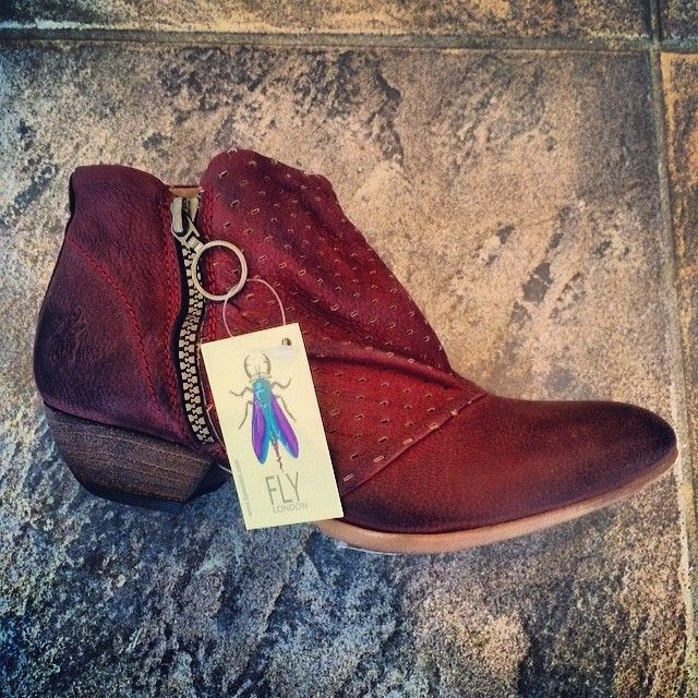 New from #Fly London #boot