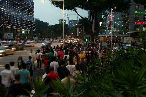 Szingapúr – Ázsia Svájca